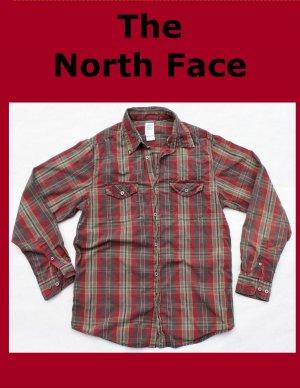 Men's THE NORTH FACE Plaid Cotton A5 Series Shirt Medium