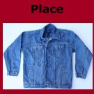 Boy's XL 14 The Childrens Place Unlined Denim Jean Jacket
