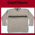 Used Men's AE AMERICAN EAGLE OUTFITTERS V-Neck Sweater Large
