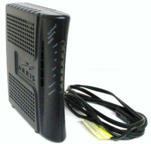 Arris Touchstone Telephone Cable Modem TM602A//110