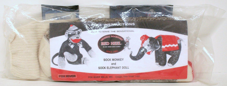 Fox River 6851-2 RED HEEL® MONKEY SOCK 2 Pair