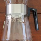 Vintage Pyrex Glass 6 Cup Coffee or Tea Carafe USA
