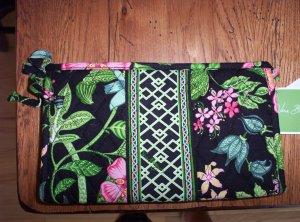 Vera Bradley Botanica Med Bow Cosmetic Case