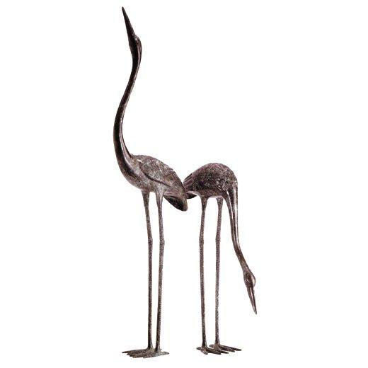 Crane Sculptures - D