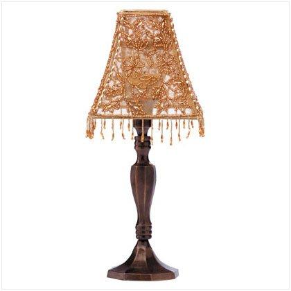 Beadwork Candle Lamp