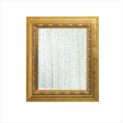 Gold Wall Mirror - D
