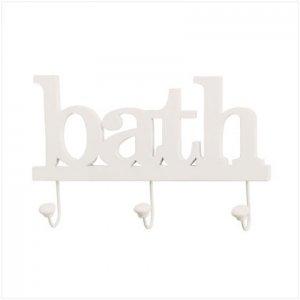 Bathroom Towel Hanger - D