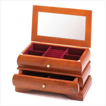 Lady's Jewelry Box