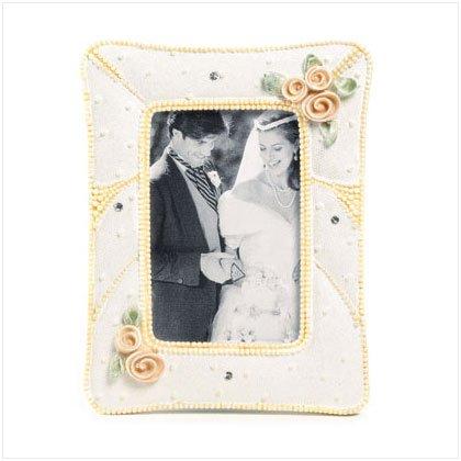 Luminescent Wedding Frame