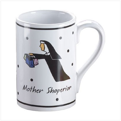 Mother Shoperior Mug - D