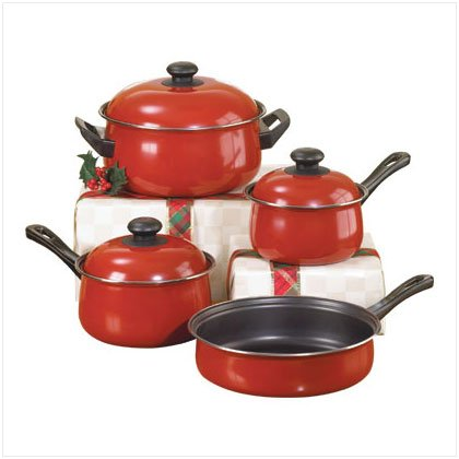 Non-Stick Cookware Set - D