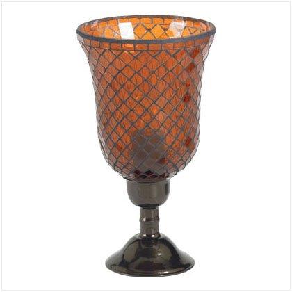 Amber Mosaic Lamp - E