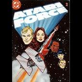 Berzerk Atari Force #2 Comic - copyright 1982