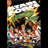 Phoenix Atari Force #4 Comic - copyright 1982