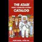 Atari 2600 1978 Small Red Catalog