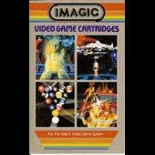 Imagic 1982 Game Catalog