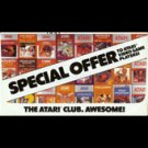 Atari Club Membership Application