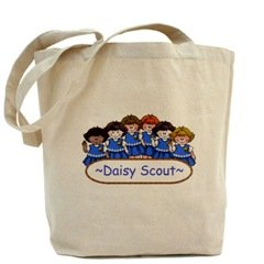 Daisy Scout Tote Bag