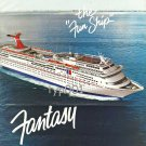 CARNIVAL CRUISE LINES - FANTASY DECK PLANS