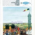 SABENA - 1969 - OTHER AIRLINES MAY IMITATE SABENA SERVICES BUT  - PRINT AD