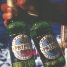 PRIPPS -1993 THE STRENGTH IS THE TASTE - SPECIAL LAGER FROM SWEEDEN - RUSSIA AD