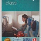 TURKISH AIRLINES - 2012 ECONOMY CLASS BROCHURE - ENGLISH