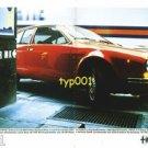 ALFA ROMEO 1980  ALFETTA GTV 2.0 L- GERMAN PRINT AD