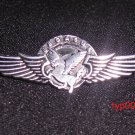PEGASUS AIRLINES - PILOT WINGS - TURKISH AIRLINE - SILVER PLATED