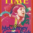 TIME INT'L 1976 - PAUL McCARTNEY COVER - NO LABEL - EUROPE EDITION