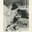 POMELLATO JEWELERS - 1984 - TRAVEL ALARM CLOCK PRINT AD - PHOTO BY HELMUT NEWTON