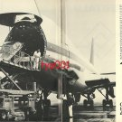 BOEING 1972 - OPEN A NEW BUSINESS DEPARTMENT - BOEING 747 CARGO PRINT AD