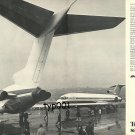 BOEING 1973 - TWO FOR ONE SALE - BOEING 727 PRINT AD
