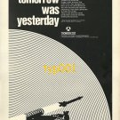 THOMSON CSF - 1973 CROTALE MISSILES PRINT ADS