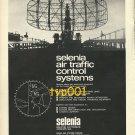 SELENIA - 1973 - AIR TRAFFIC CONTROL AD