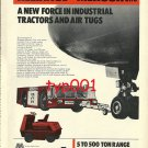 RELIANCE MERCURY - 1973 -  AIR TUGS PRINT AD