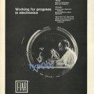 FIAR ELECTRONICS - 1973 - AVIONICS  PRINT AD