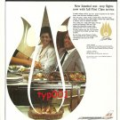 TURKISH AIRLINES - 1986 - NEW A310 SERVICE IS FIRST TO ISTANBUL - PRINT AD