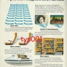PAN AM - 1975 - IF YOU LIKE 747S YOU'LL LOVE PAN AM PRINT AD - B 747 CUT AWAY