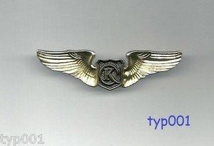 KAYA AIR PILOT WINGS - MINT - TURKISH AIRLINE