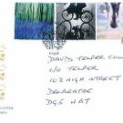 UK - G.BRITAIN - 2000 STONE & SOIL FDC - COVER ERROR!