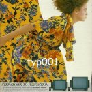 SONY - 1987 - STEP CLOSER TO PERFECTION PRINT AD