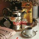 SEGAFREDO ZANETTI - 1984  MOMENTS OF PLEASURE PRINT AD  - COFFEE