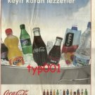 COCA COLA TURKEY 2010 - TASTES THAT ADD PLEASURE TO LIFE TURKISH PRINT AD