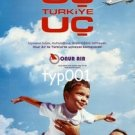 ONUR AIR - 2003 - FLY TURKEY FLY PRINT AD - TURKISH AIRLINE