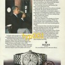 ROLEX - 1975 - JOSE IGNACIO DOMENECQ - KING OF SHERRY TASTERS  - ROLEX DATEJUST