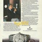 ROLEX - 1975 - JOSE IGNACIO DOMENECQ - KING OF SHERRY TASTERS  - ROLEX DATEJUST