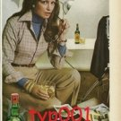J&B - 1974 SCOTCH AND THE SINGLE GIRL PRINT AD