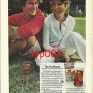 SMIRNOFF - 1977 THE SOUTHPAW COCTAIL PRINT AD