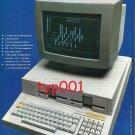 OLIVETTI -1984 - M20 PERSONAL COMPUTER TURKISH PRINT AD