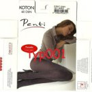 PENTI TURKISH PANTYHOSE INSERT CARD - IN 46 COLOURS